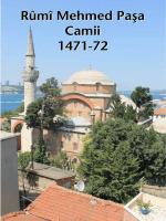 Rûmî Mehmed Paşa Camii - Hasan Veysel Güleryüz