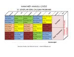 12. sınıflar ders çalışma programı karacabey anadolu lisesi