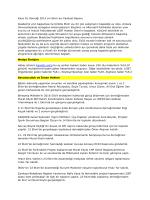 Kaos GL Derneği 2014 yılı Ekim ayı Faaliyet Raporu Akademik yılın