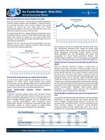 Dış Ticaret Dengesi - Ekim 2014