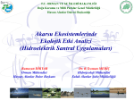 Dr.Teoman MERİÇ-Ramazan DİKYAR Sunum