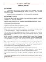 Limited Şirket İşlemleri - Zile Ticaret ve Sanayi Odası