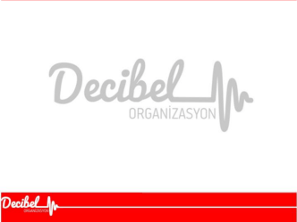 Decibel Sunum 2015 - Decibel Organizasyon