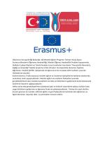 Okulumuz Avrupa Birliği Bakanlığı AB Mesleki Eğitimi Programı