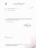 Enstitü Müdürü Ataması - Hacettepe Üniversitesi Personel Dairesi