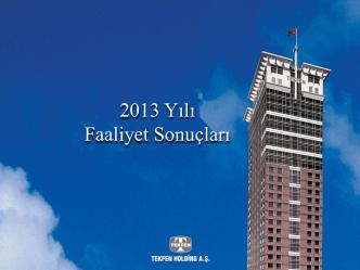 2013/12 - Tekfen Holding