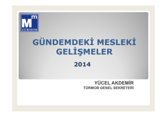 1 - Antalya Serbest Muhasebeci Mali Müşavirler Odası