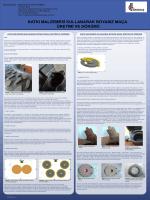 katkı malzemesi kullanarak boyasız maça üretimi