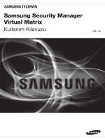 Samsung Security Manager Virtual Matrix