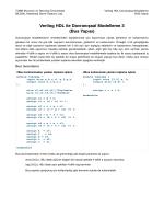 VerilogHDL_DavranışsalModelleme_3_Bus