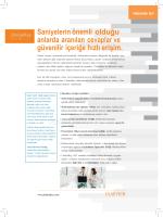 Clinical Key Hastane Yönetimi Broşürü