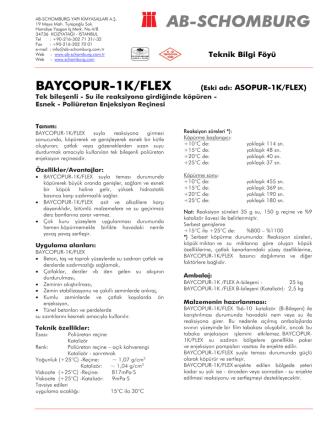BAYCOPUR-1K/FLEX - ab