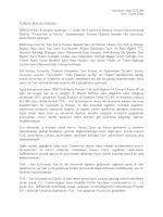 TÜRKİYE-İRAN İŞ FORUMU DEİK/Türk-İran İş Konseyi tarafından