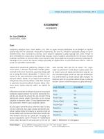 8 ELEMENT - Ankara Akupunktur Derneği