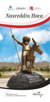 Nasreddin Hoca - Eskişehir İl Kültür ve Turizm Müdürlüğü