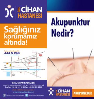 AKUPUNKTUR broşür.cdr - Özel Cihan Hastanesi