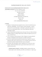 İLKÖĞRETİM BÖLÜMÜ TOPLULUĞU AKADEMİK DANIŞMAN: 2014-2