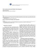Muhsin Ertürk BUDAK - KMÜ Sosyal ve Ekonomik Araştırmalar Dergisi
