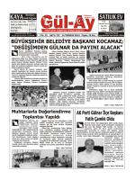14-07-2014 - GÜL
