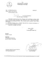 hizmet vakfı protokolü genel koordinatör listesi