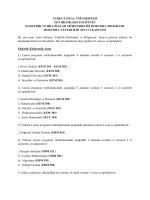 turgut özal üniversitesi fen bilimleri enstitüsü elektrik ve bilgisayar
