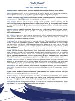 BUBA WIKI – GİRİŞİMCİ SÖZLÜĞÜ Başabaş Noktası: Başabaş