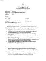 Ocak 2014 - Van Halk Sağlığı Müdürlüğü