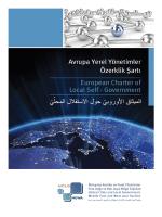Avrupa Yerel Yönetimler Özerklik Şartı - UCLG-MEWA