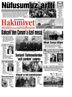 30 ocak.qxd - Çorum Hakimiyet Gazetesi