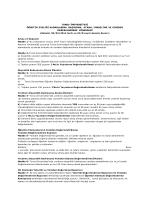Toros Üniversitesi Öğretim Üyeliği Kadrolarına Başvurma, Atama