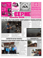 17.09.2014 Tarihli Cephe Gazetesi