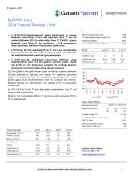 İş GYO (AL) - Garanti Yatırım