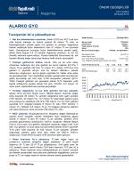ALARKO GYO - Yapı Kredi Yatırım