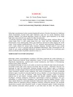 Çocuklarda Kabızlık - Dr. Sami Ulus Eğitim ve Araştırma Hastanesi