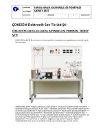 ÇOKESEN Elektronik San Tic Ltd Şti