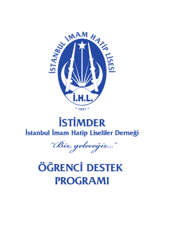 1-öğrenci destek programı - İstanbul İmam Hatip Lisesi Mezunları ve