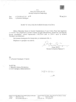 b-)İç Kontrol Toplantı Genelgesi - İdari ve Mali İşler Dairesi Başkanlığı