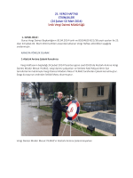 1- GENEL BİLGİ : - Bursa Vergi Dairesi Başkanlığı