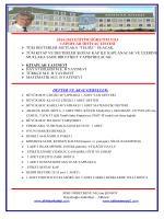 2014-2015 eğitim öğretim yılı 1.sınıflar ihtiyaç listesi