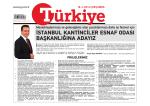 yusuf ziya akkurt turkiye gazetesi