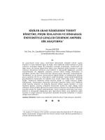 Page 1 bilimname XXVII, 2014/2, 207