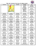 özel sefa anaokulu 2014 aralık ayı yemek listesi