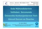 2013 - Adana Bilim ve Teknoloji Üniversitesi
