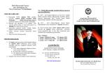 Müzik Öğretmenliği Programı