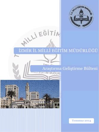 4 - İzmir İl Milli Eğitim Müdürlüğü