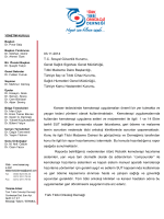 03.11.2014 T.C. Sosyal Güvenlik Kurumu, Genel Sağlık Sigortası