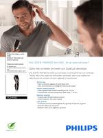 HC5440/80 Philips DualCut Teknolojili saç kesme makinesi