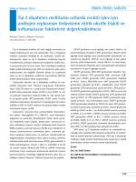 Tip 2 diyabetes mellituslu ratlarda erektil işlev için