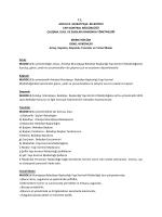 yapı kontrol müdürlüğü kuruluş, görev ve çalışma esaslarına dair