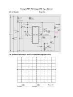 Deney 9: TCA 785 Entegreli AC Kıyıcı Devresi Adı ve Soyadı: Grup